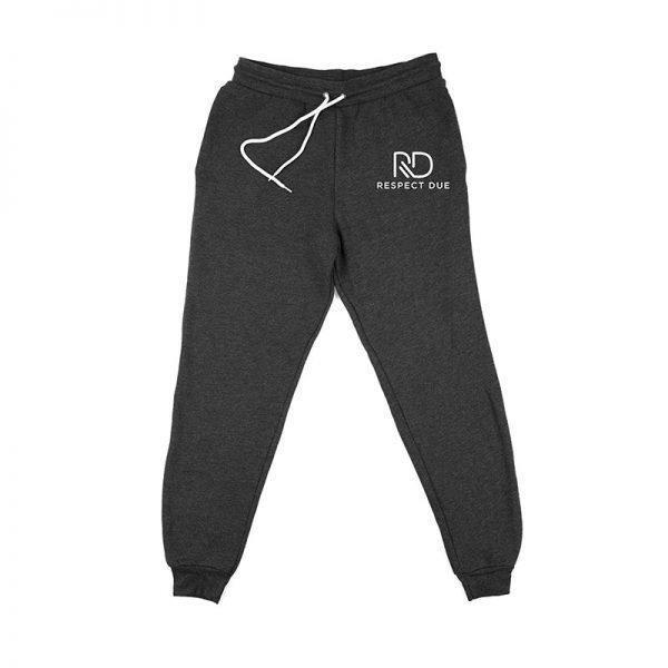 RD Unisex Jogging Pants Dark Grey Heather