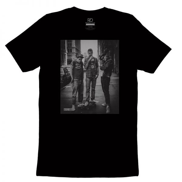 Beastie Boys Black T shirt