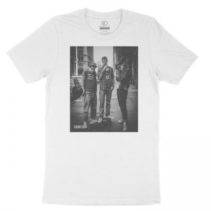Beastie Boys White T shirt