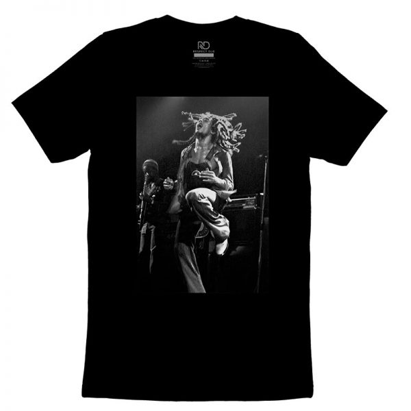 Bob Marley Black T shirt3