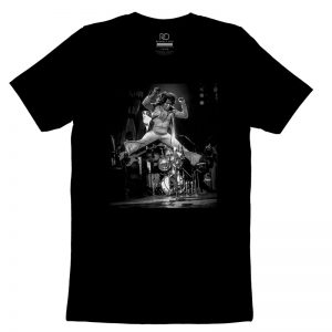 James Brown Black T Shirt2