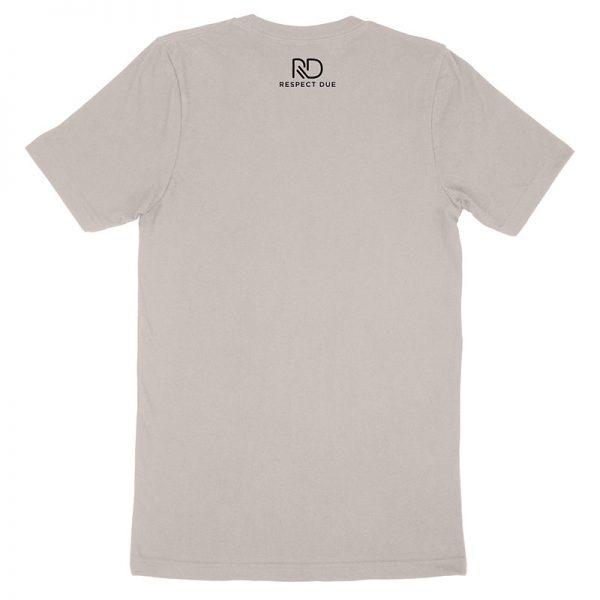 Jim Kelly Bruce Lee Vintage White T shirt Back