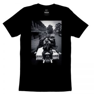 Run DMC Black T shirt2