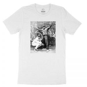 BDP T shirt White
