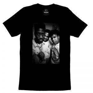 De La Soul T shirt Black