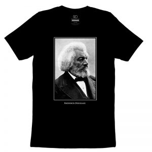 Frederick Douglass Black T shirt