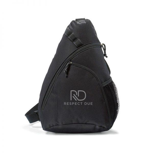 RD Wave Sling Bag Black