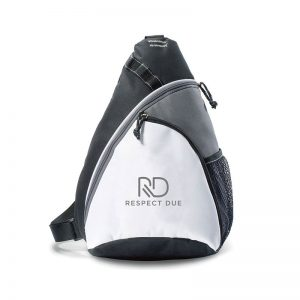 RD Wave Sling Bag White