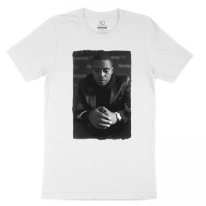 Respect Due Nas T shirt BW