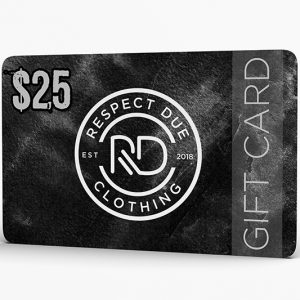 Respect Due Gift Card Seal Logo 2