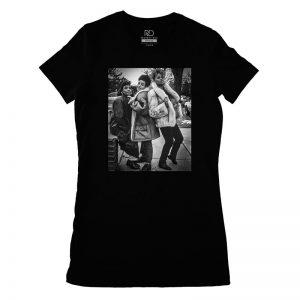 Salt N Pepa T shirt Black