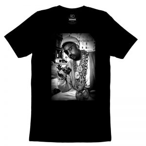 Slick Rick Black T shirt