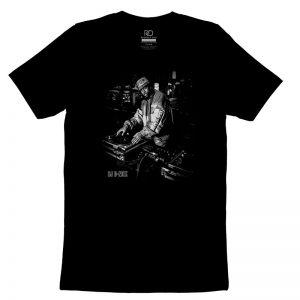 D Nice Black T shirt