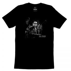 Bill Evans Black T shirt