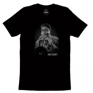 Dizzy Gilespy Black T shirt