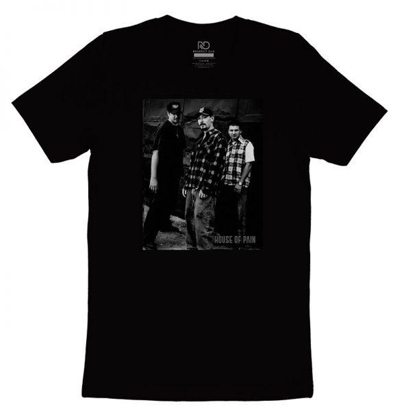House Of Pain Black T shirt