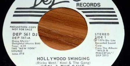 Kool The Gang Hollywood Swinging
