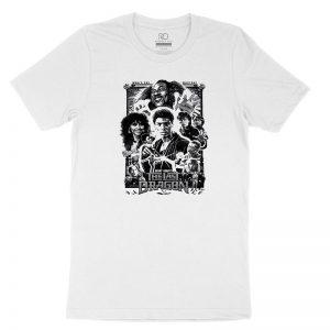 Last Dragon White T Shirt