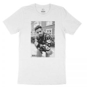Marley Marl White T shirt
