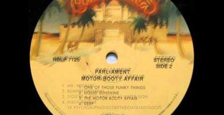 Parliament Aqua Boogie 12 Inch Version