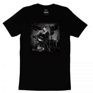 Phil Collins Black T shirt