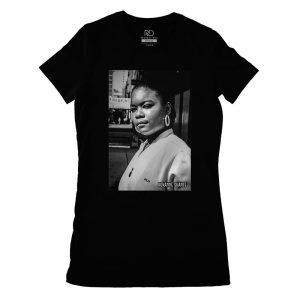 Roxanne Shante Black T shirt Womans