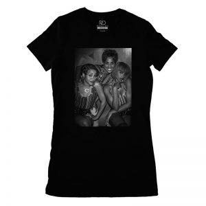 Salt N Pepa Black T shirt 3 Womans 1