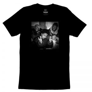 The Fugees Black T shirt