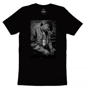 Biggie Black Black T shirt 1