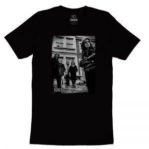 Genesis Black T shirt