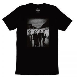 Kraftwerk Black T shirt 2