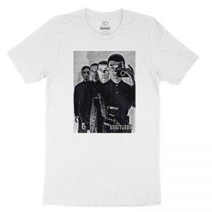 Kraftwerk White T shirt