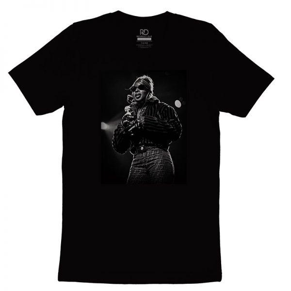 Mary J Blige Black T shirt