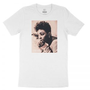 Anita Baker White T shirt