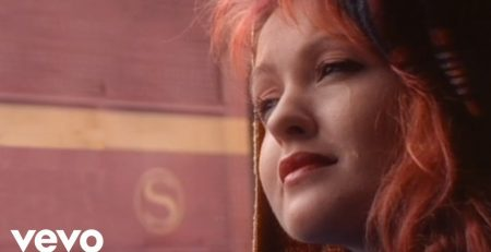 Cyndi Lauper Time After Time Official Video