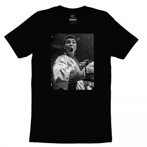 Mahammad Ali Black T shirt