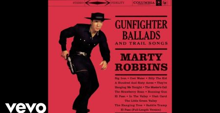 Marty Robbins Big Iron Audio