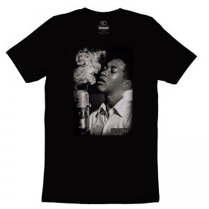 Sam Cooke Black T shirt2