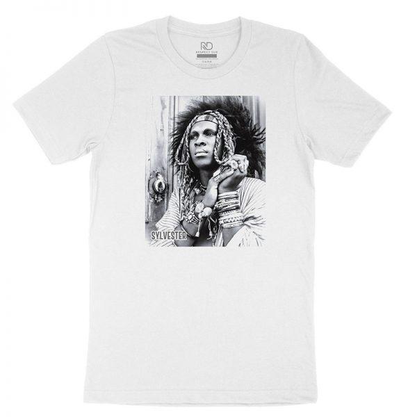 Sylvester White T shirt