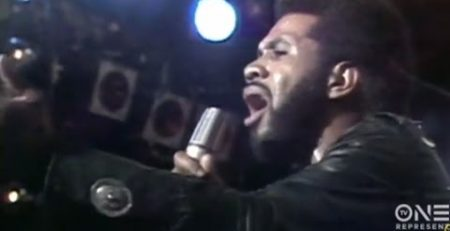 Lenny Williams Made The Greatest Love Song Ever