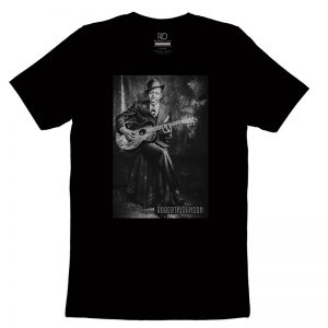 Robert Johnson Black T shirt