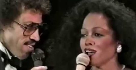 Diana Ross and Lionel Richie Endless Love Live at