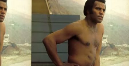 Did Fred Williamson Pose for Playgirl Magazine