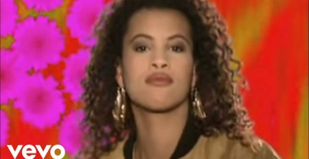 Neneh Cherry Buffalo Stance Official Music Video