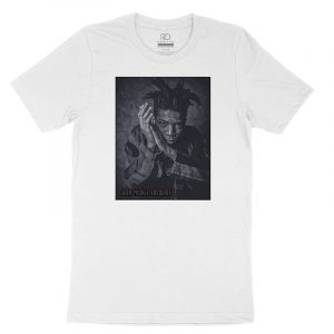 Basquiat White T shirt