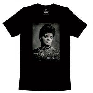 Ida B Wells Black T shirt 2