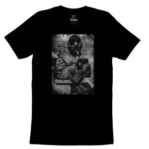MY ANCESTORS Black T shirt
