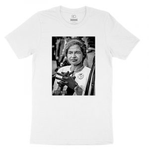 Rosa Parks White T shirt 1