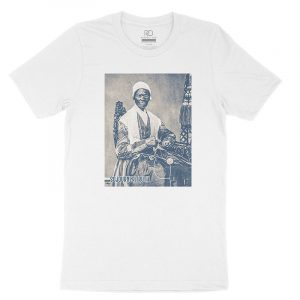 SOJOURNER TRUTH White T shirt 1