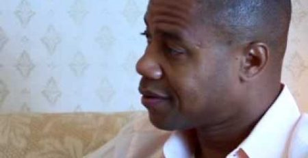 Cuba Gooding Jr Exclusive Interview